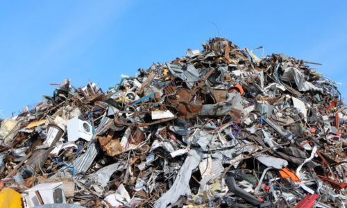 Scrapping waste